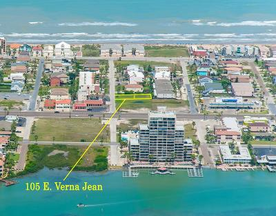 South Padre Island Residential Lots & Land For Sale: 105 E Verna Jean Dr.
