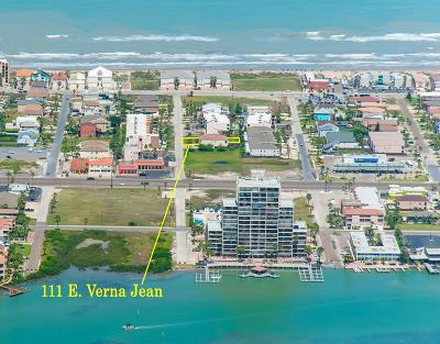 South Padre Island Residential Lots & Land For Sale: 111 E Verna Jean Dr.