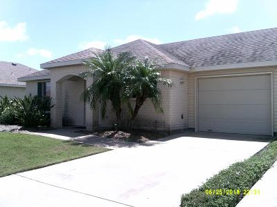 Laguna Vista TX Condo/Townhouse For Sale: $87,000