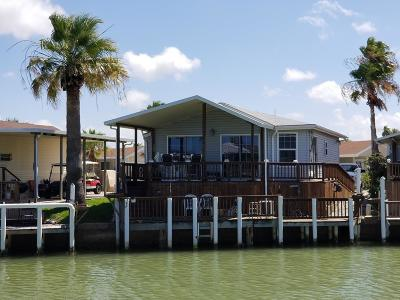 Port Isabel Single Family Home For Sale: 345 Sand Dollar