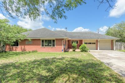 Laguna Vista TX Single Family Home For Sale: $185,000