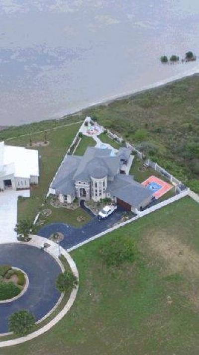 Laguna Vista TX Single Family Home For Sale: $575,000