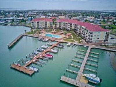 Port Isabel Condo/Townhouse For Sale: 301 Houston St. #2401