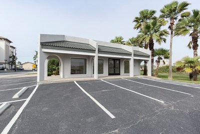 South Padre Island Commercial For Sale: 6001 Padre Blvd.