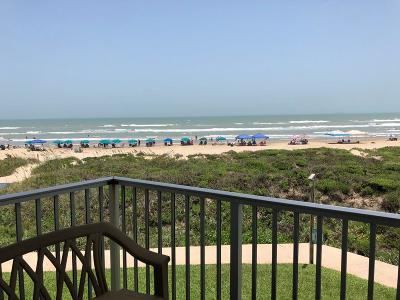 South Padre Island Condo/Townhouse For Sale: 5008 Gulf Blvd. #206