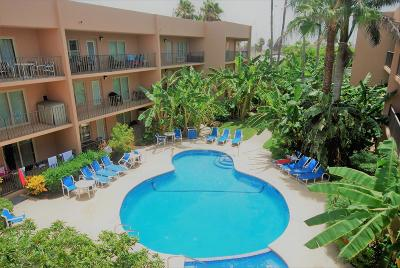 South Padre Island Condo/Townhouse For Sale: 2401 Gulf Blvd. #304