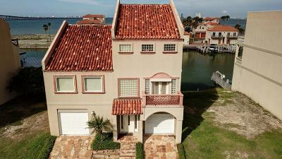 Port Isabel TX Single Family Home For Sale: $695,000