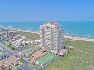 South Padre Island TX Condo/Townhouse For Sale: $1,950,000