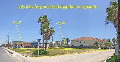 South Padre Island Residential Lots & Land For Sale: 4104 Padre Blvd.