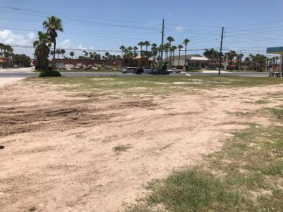 South Padre Island Residential Lots & Land For Sale: 4100 Padre Blvd.