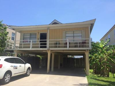 South Padre Island TX Single Family Home For Sale: $237,000