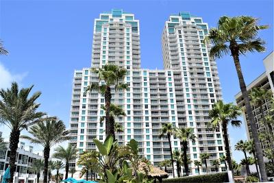 South Padre Island Condo/Townhouse For Sale: 310a Padre Blvd. #2601