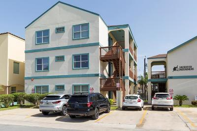 South Padre Island Condo/Townhouse For Sale: 128 E Swordfish #C