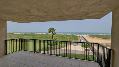 South Padre Island Condo/Townhouse For Sale: 2800 Gulf Blvd. #207