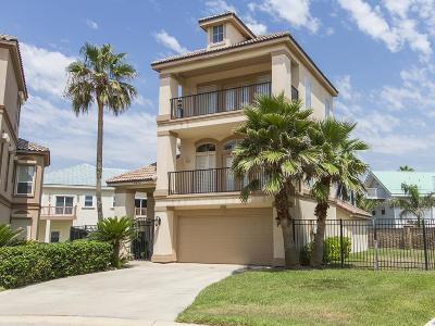 South Padre Island Single Family Home For Sale: 6517 Beach Drive