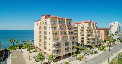 South Padre Island TX Condo/Townhouse For Sale: $375,000