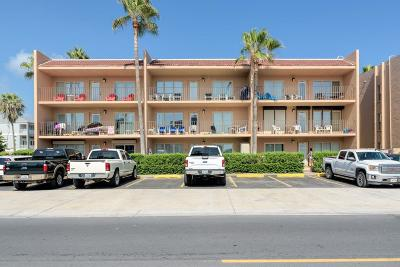 South Padre Island Condo/Townhouse For Sale: 2401 Gulf Blvd. #204