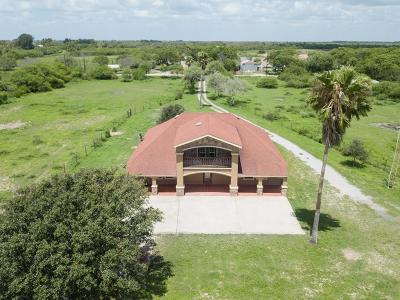 Bayview, Los Fresnos Single Family Home For Sale: 82155 Silva Lane