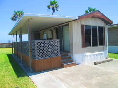 Port Isabel Single Family Home For Sale: 40 Abalone Circle