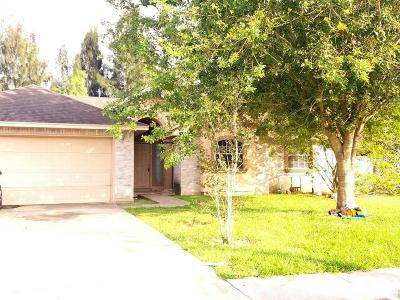 Brownsville Single Family Home For Sale: 2325 Niki Ln