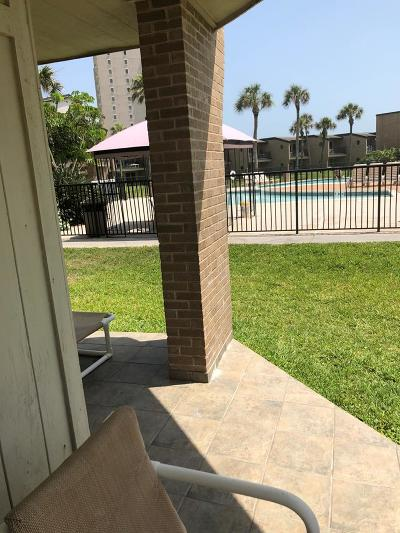 South Padre Island Condo/Townhouse For Sale: 1010 Padre Blvd. #137