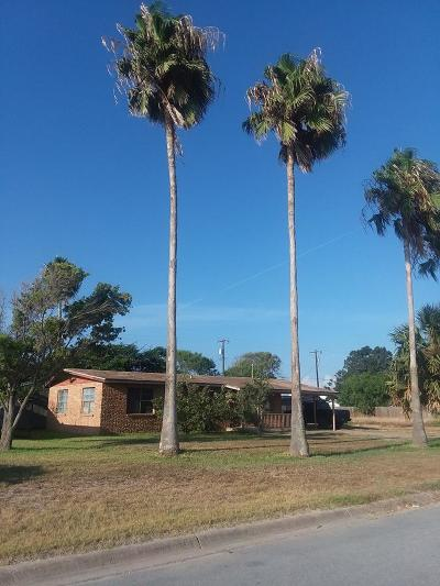 Port Isabel Single Family Home For Sale: 1637 N North Shore