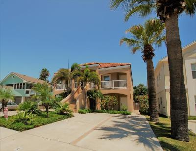 South Padre Island Condo/Townhouse For Sale: 122 E Bahama St. #2