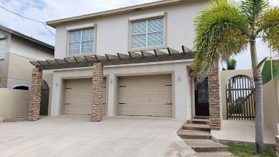 Bayview, Laguna Heights, Laguna Vista, Port Isabel, South Padre Island Single Family Home For Sale: 1114 Tarpon Ave