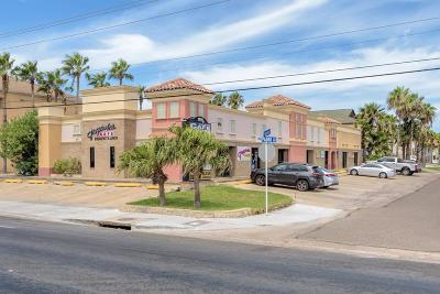 South Padre Island Commercial For Sale: 100 E Swordfish