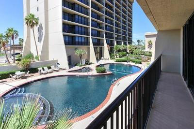 South Padre Island Condo/Townhouse For Sale: 2100 Gulf Blvd. #28