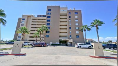 South Padre Island Condo/Townhouse For Sale: 6403 Padre Blvd. #73