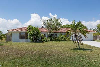 Laguna Vista Single Family Home For Sale: 1225 Beach Blvd