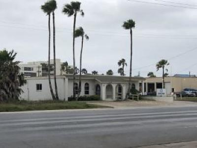 South Padre Island Commercial For Sale: 4405 Padre Blvd.