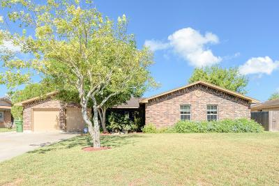 Laguna Vista Single Family Home For Sale: 522 Ebony Lane