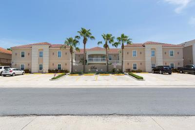 South Padre Island Condo/Townhouse For Sale: 116 E Acapulco St. #7