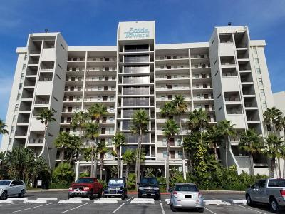 South Padre Island Condo/Townhouse For Sale: 404 Padre Blvd. #206