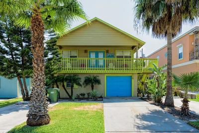 South Padre Island Single Family Home For Sale: 119 E Swordfish