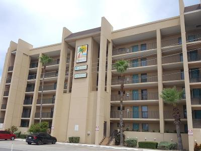 South Padre Island Condo/Townhouse For Sale: 5400 Gulf Blvd. #304