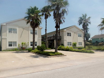 South Padre Island Condo/Townhouse For Sale: 114 E Bahama St. #7