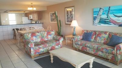 South Padre Island Condo/Townhouse For Sale: 402 Padre Blvd. #303