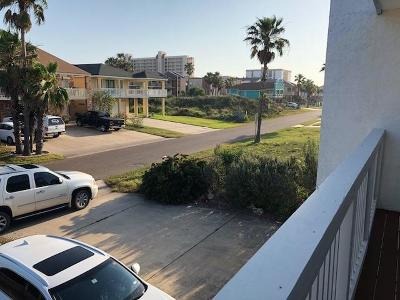 South Padre Island Multi Family Home For Sale: 111 E Cora Lee Dr. #A