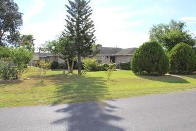 Laguna Vista Single Family Home For Sale: 710 Ebony Lane