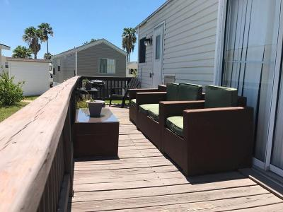 Port Isabel Single Family Home For Sale: 404 Sundial #404