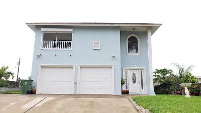 Port Isabel Single Family Home For Sale: 517 E Adams