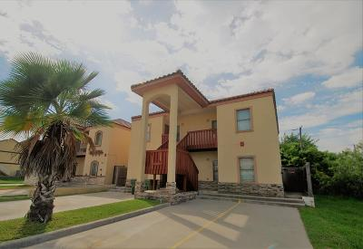 South Padre Island Condo/Townhouse For Sale: 105 E Pike St. #2
