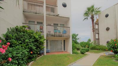 South Padre Island Condo/Townhouse For Sale: 6201 Padre Blvd. #113