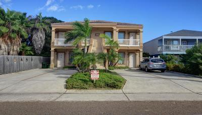 South Padre Island Condo/Townhouse For Sale: 116 E Lantana St. #3
