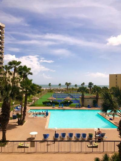 South Padre Island Condo/Townhouse For Sale: 404 Padre Blvd. #305