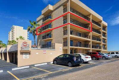 South Padre Island Condo/Townhouse For Sale: 4100 Gulf Blvd. #404