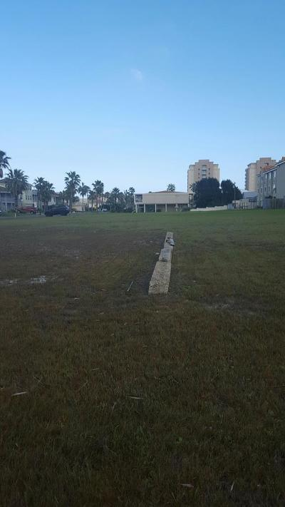 South Padre Island Residential Lots & Land For Sale: 4508 Padre Blvd.
